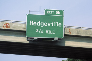 Hedgeville