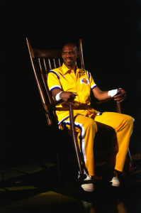 Kareem Abdul Jabbar Portrait