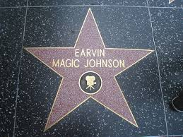 Magic walk of fame