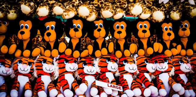 stuffed animals