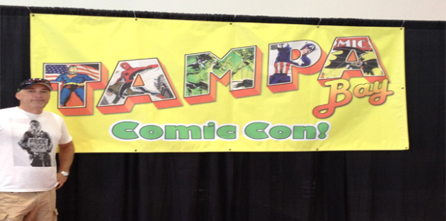 SportsChump at Comic Con