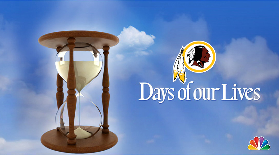 Redskins Days of Our Lives copy
