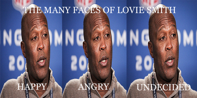 The Different Faces of Lovie