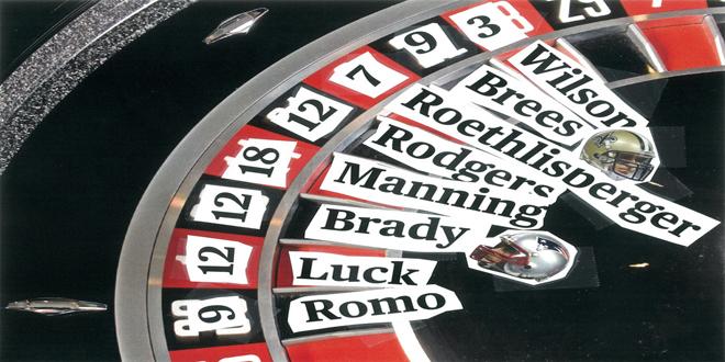 NFL QB roulette