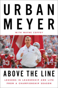 Urban Meyer Above the Line