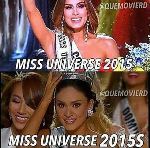 iPhone Miss Universe