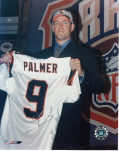 Palmer drafted