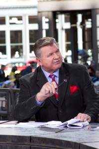 Ditka speaks
