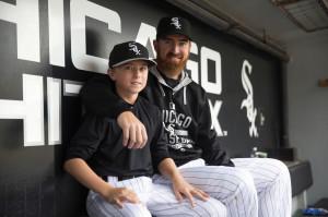 Drake and dad