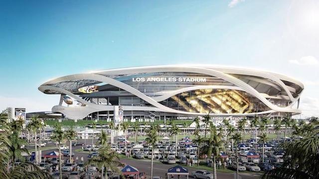 LA new stadium