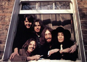 Beatles and Yoko