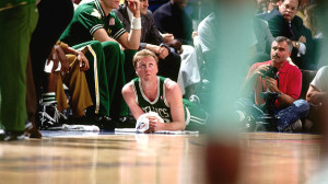 Larry Bird bad back