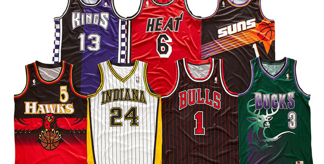 nba uniforms