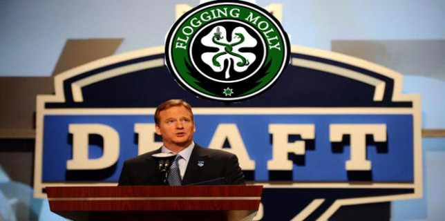 Flogging Draft Night