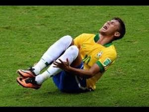 soccer flop neymar