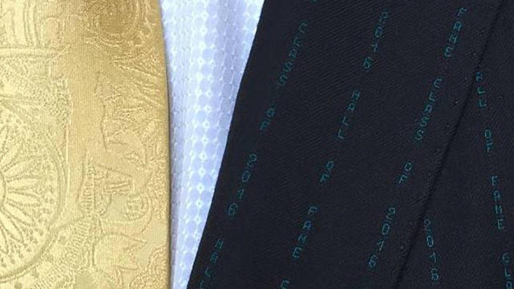 Griffey Suit