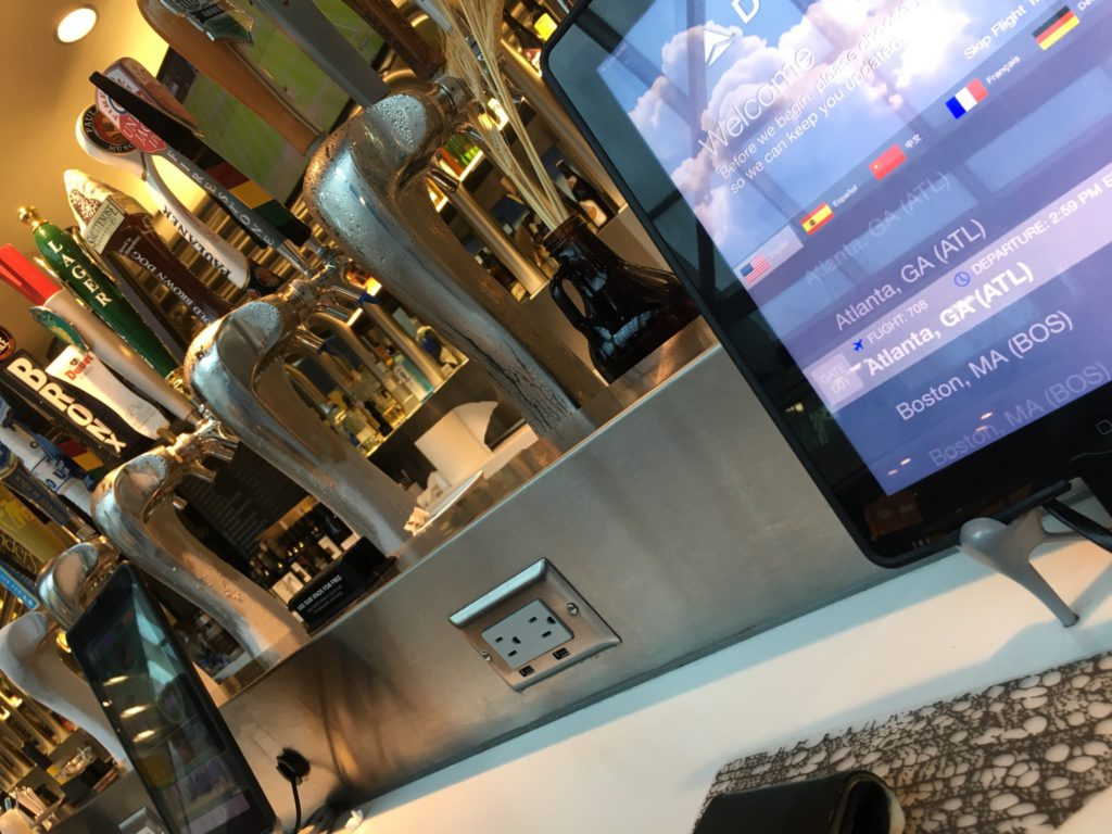 The Bartending iPad