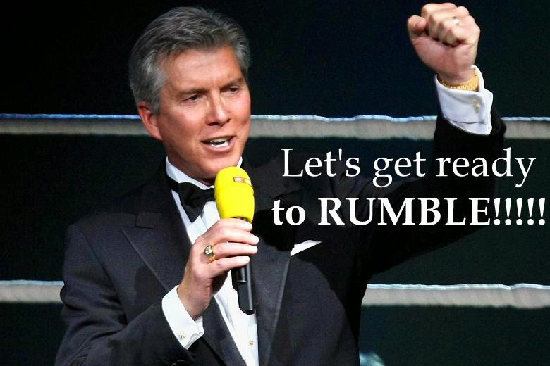 Image result for lets get ready to rumble