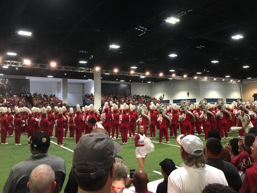 Bama Marching Band