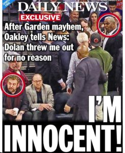 Daily News Oak headline