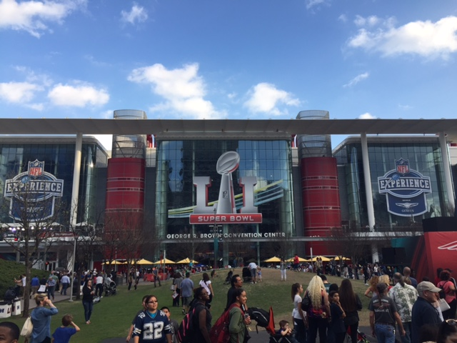 Houston NFL Fan Experience
