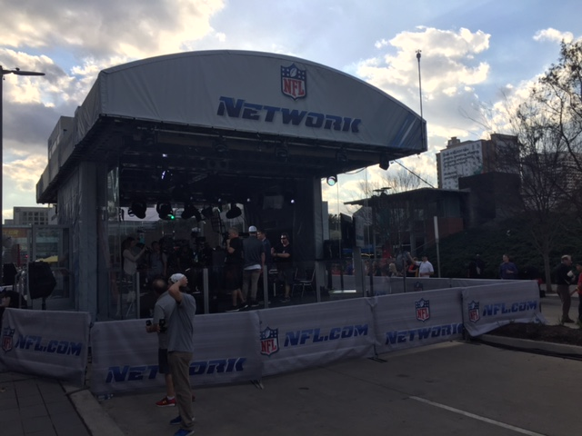 NFL Network in Houston