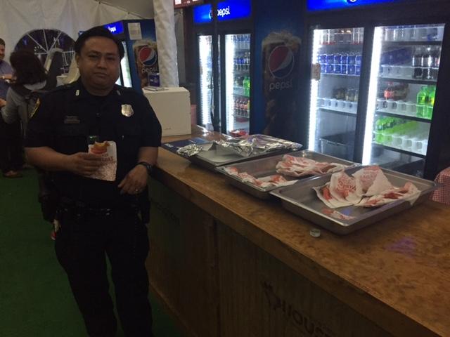 Officer Empanada