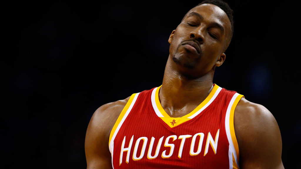 Your Friendly Neighborhood Reminder That Dwight Howard Is Totally