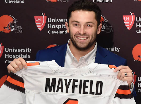 Making a case for Baker Mayfield | Sports Chump