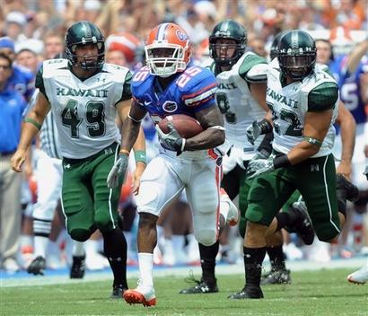 Florida James Football