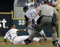 umpire call