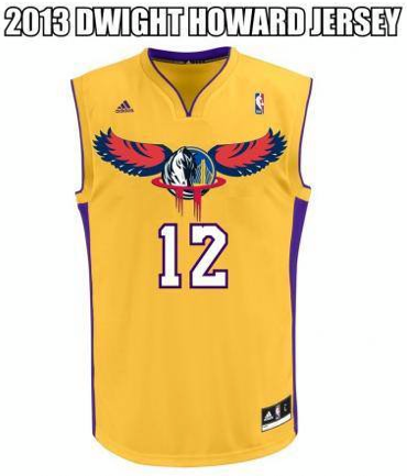 Dwight jersey