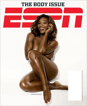 Serena Williams body issue