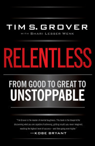 Tim Grover Relentless book cover