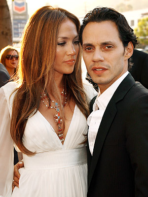 marc anthony and j lo