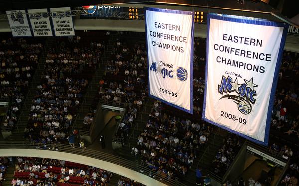 Orlando Magic retired numbers