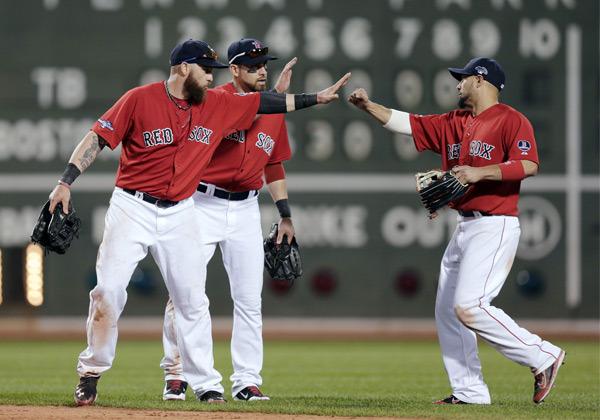 Sox high five
