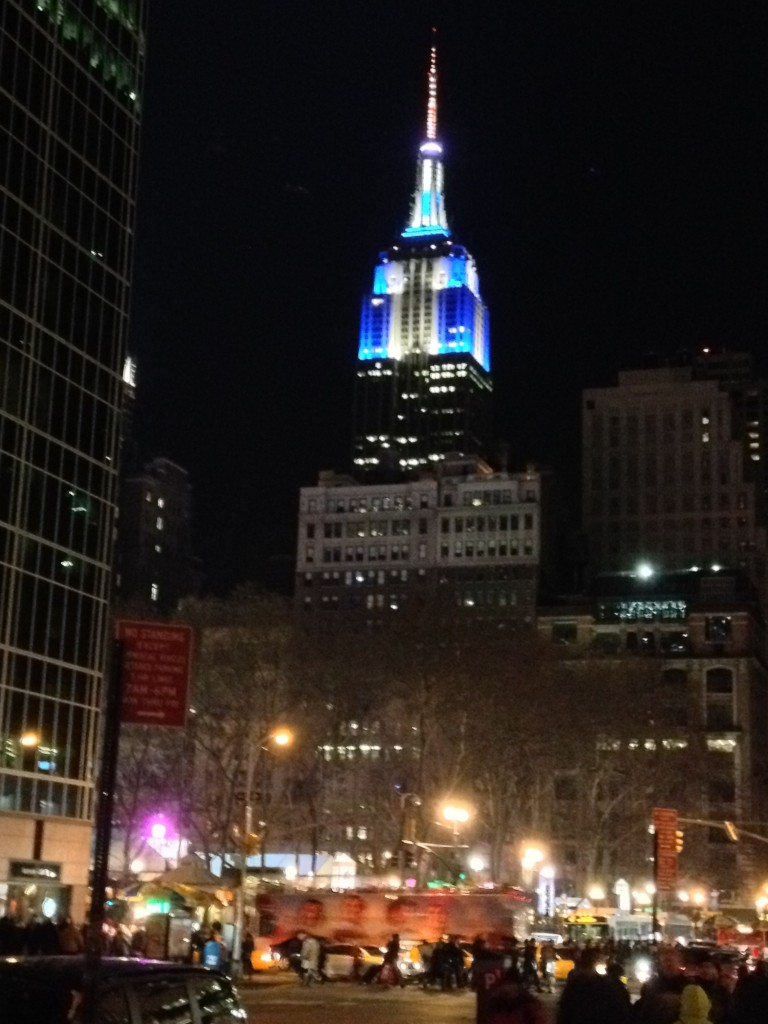 14 - Empire State Building