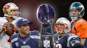 NFL: Super Bowl XLVII-Coach Jim & John Harbaugh-Press Conference