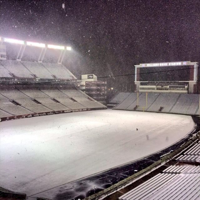 South Carolina's Williams Brrr-Ice Stadium