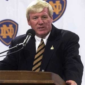 George OLeary Notre Dame