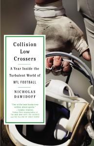 """29book """"COLLISION LOW CROSSERS"""" by Nicholas Dawidoff"""