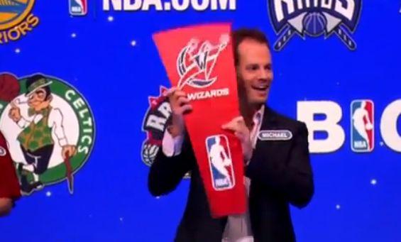 NBA Wheel of Fortune