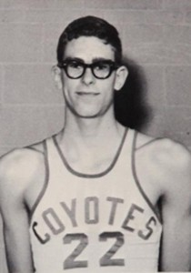 Phil Jackson in college