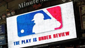 The Play Is Under Review