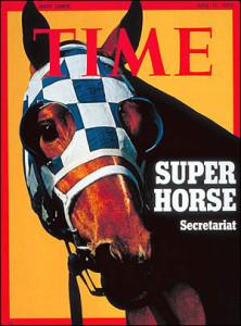 Secretariat Super Horse