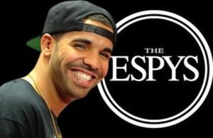 Drake hosts espys