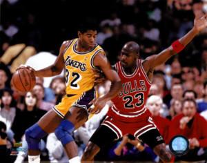Lakers Bull Finals