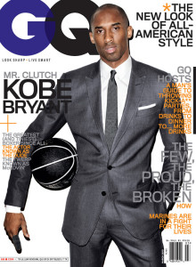 Kobe GQ cover
