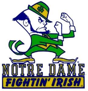 Notre Dame Fighting Irish racist mascot